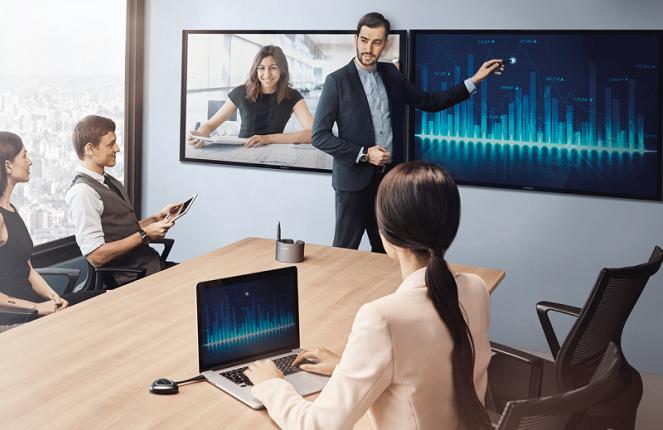 MAXHUB云会议,多种设备互联