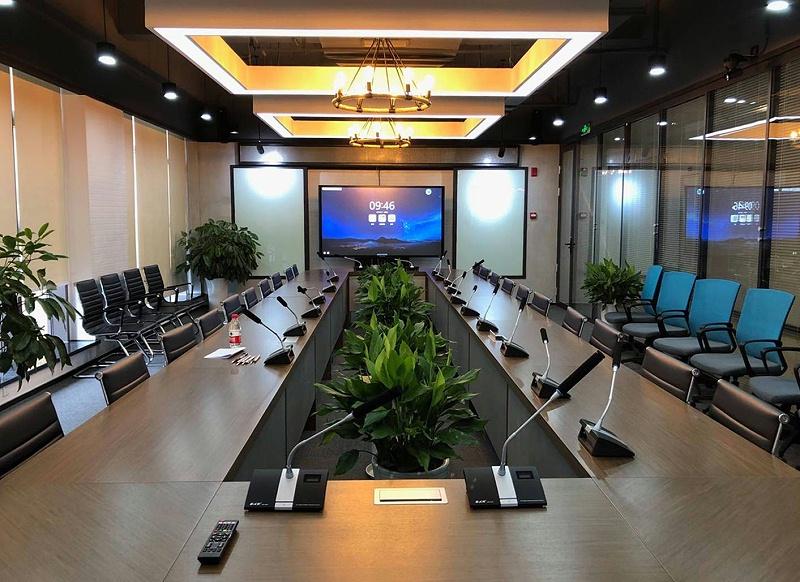 MAXHUB使会议室整洁