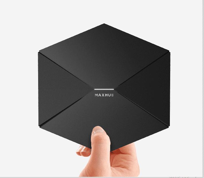 MAXHUB传屏盒子