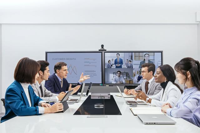 """建立""""分工协作""""平衡点 小鱼易连云视频开启高效办公新时代"""