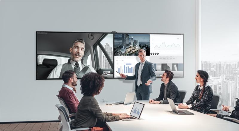 会议平板+远程会议软件