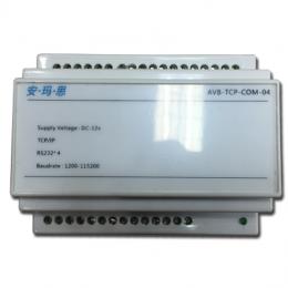 安玛思AMX - 4路RS-232扩展模块   AVB-TCP-COM-04