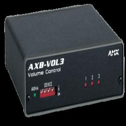 安玛思AMX - 3频道音量控制器  AXB-VOL3