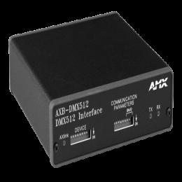 安玛思AMX - DMX512接口模块    AXB-DMX512