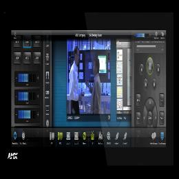 安玛思/AMX - 19.4寸有线嵌入式触摸屏  MXD-1900L-PAN