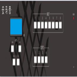 安玛思AVS 4K单路无缝混合插卡式矩阵