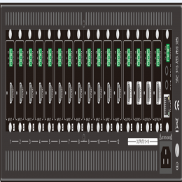 安玛思AVS 4K单路无缝混合插卡式矩阵切换器