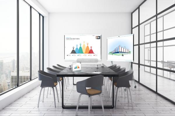 智能会议平板哪个好?看看华为企业智慧屏和MAXHUB会议平板吧