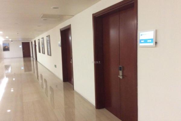 北京华电集团建设 - 安玛思/AMX会议室智能化预约管理系统案例