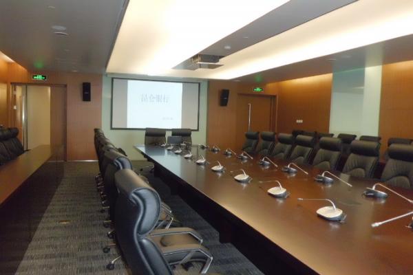 金亚光大厦智能系统项目 - 安玛思/AMX智能会议系统案例