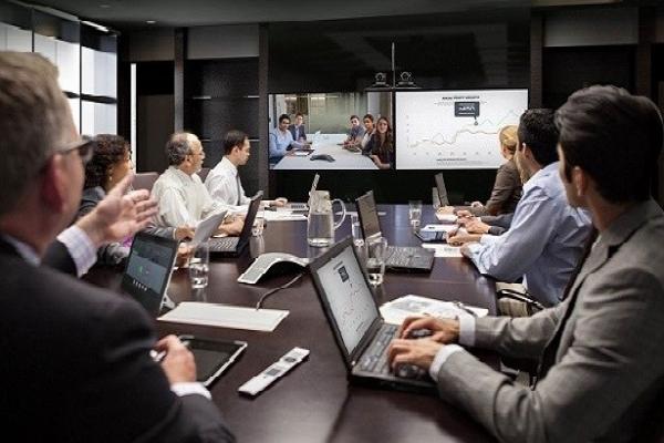 视频会议系统方案代替商务出行已经迅速普及企业