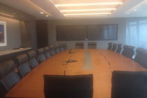 """AMX安玛思会议室预约及智能会议系统应用于""""上海德意志银行"""""""