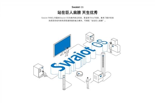 一块屏幕掌控全家!创维Swaiot PANEL移动智慧屏已适配六款设备