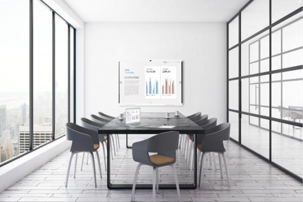 除了华为企业智慧屏,还有哪些好用的智能会议设备?