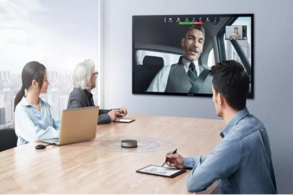 小鱼易连+MAXHUB远程协同系统:提升实时互动新体验