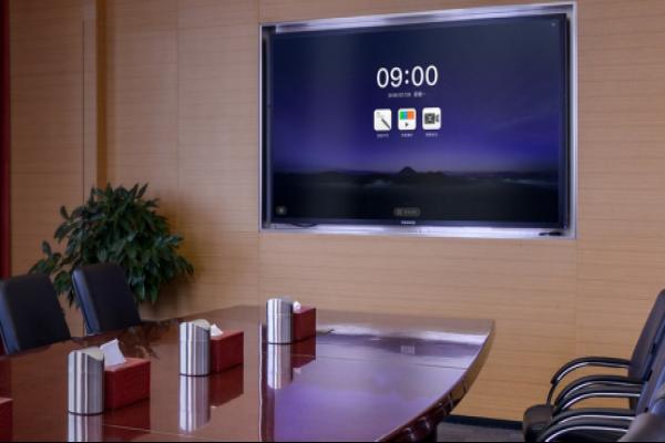 MAXHUB会议平板与交互式电子白板是取代还是互补-上海崎纳智能办公解决方案集成商