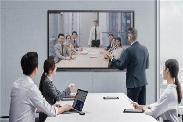 国家多部门力推线上办公,MAXHUB助力企业快速实现远程办公常态化